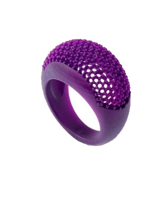 resin-ring-made-from-castable-wax-resin