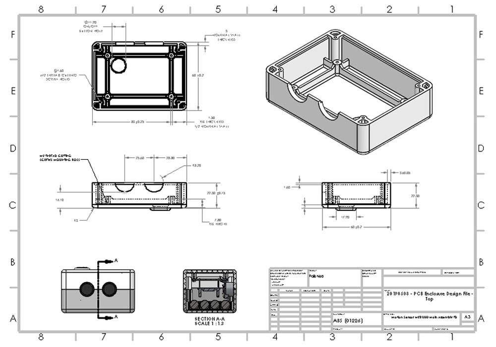 injection-molded-iot-enclosure-bill-of-materials-construction-drawing-2