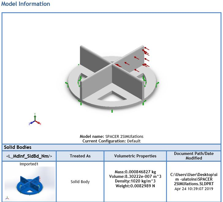 abs-molded-tiling-spacer-force-loading-analysis-report-simulation